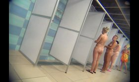 HD-quality spy cam video featuring hot naked girlfriends